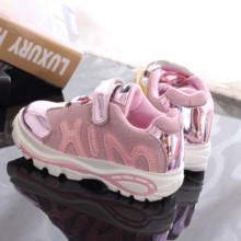 Top new Children Outdoor Sport Shoes High Ankle Football Boots Girls Boys Running Shoes Trainers Kids Sneaker High Quality