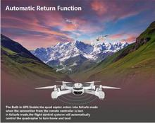 H502S 5.8G FPV RTF RC Quadcopter Drone With HD Camera GPS Altitude Mode Headless Mode Follow Me h501s upgrade version