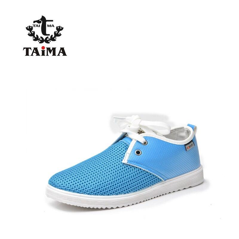 TAIMA CASUAL MESH UPPER SHOES #TMSX001 кожаные туфли taima