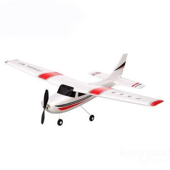 LeadingStar WLtoys F949 2.4G 3CH Cessna 182 Micro RC Airplane BNF Without Transmitter