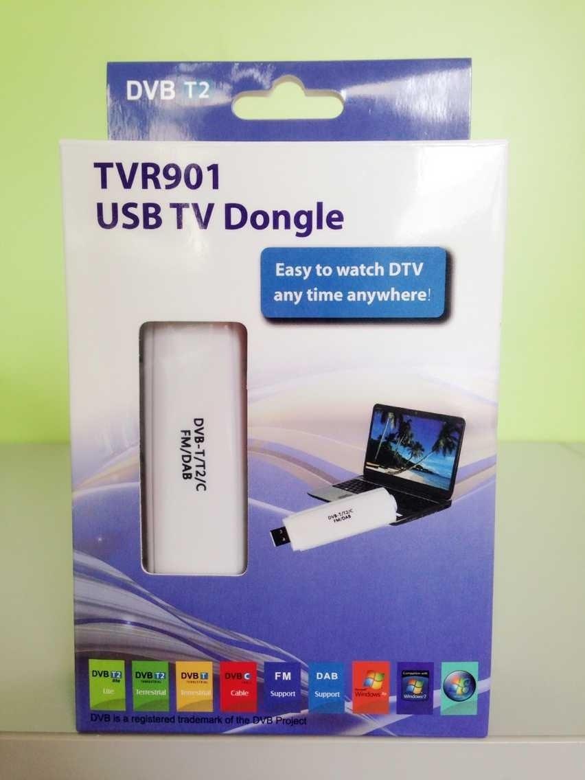 2018 DVB-T2 HD TV dogle DVB-T FM DAB TV stick upport fonctions d'enregistrement et de lecture avec antenne et support de lecteur WINDOWS10