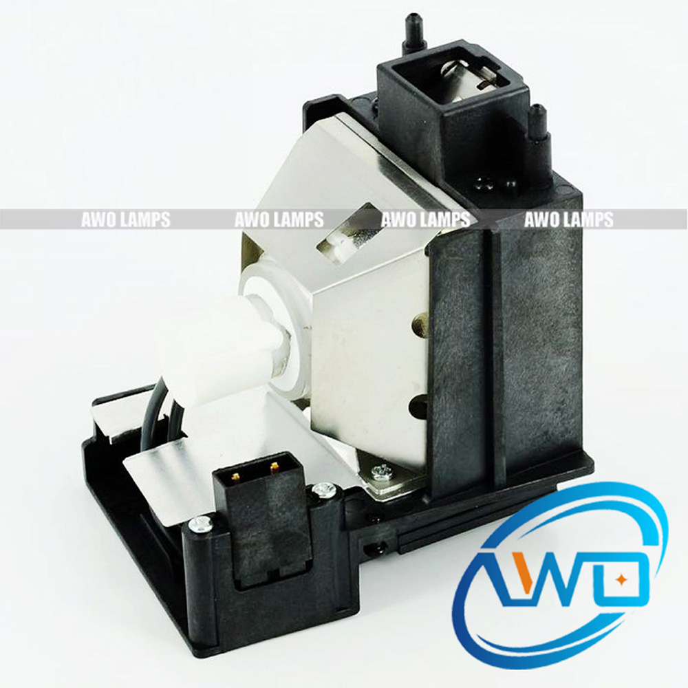 AWO Quality AN-D400LP Projector Lamp Module for SHARP PG-D3750W/D4010X/D40W3D/D45X3D/XG-D537WA/D540XA Japanese SHP Burner d