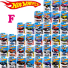 F hot wheels 1:64 Alloy car model More than 200 different styles Racing brand sports car pickup car kids toys