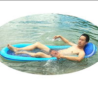 180cm Giant Blue Cactus Lie on Pool Float 2019 Newest Swimming Ring Water Float Air Mattress Lying in the swimming ring