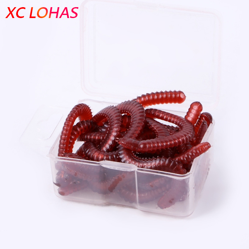2016 New Artificial Sea Worm Worms Simulation Fishing Lure Tackle Soft Bait Lifelike Fishy Smell Lures Red Gray Hot Sale 50pcs lot 3 5cm simulation earthworm red worms artificial fishing lure tackle soft bait lifelike red fishy smell lures 045
