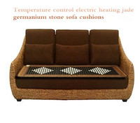 Authentic jade sofa cushion ms tomalin germanium miles d. infrared electric heating health massage mattress cushion