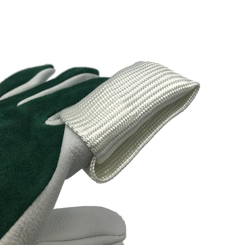Protección para soldadura TIG para dedo