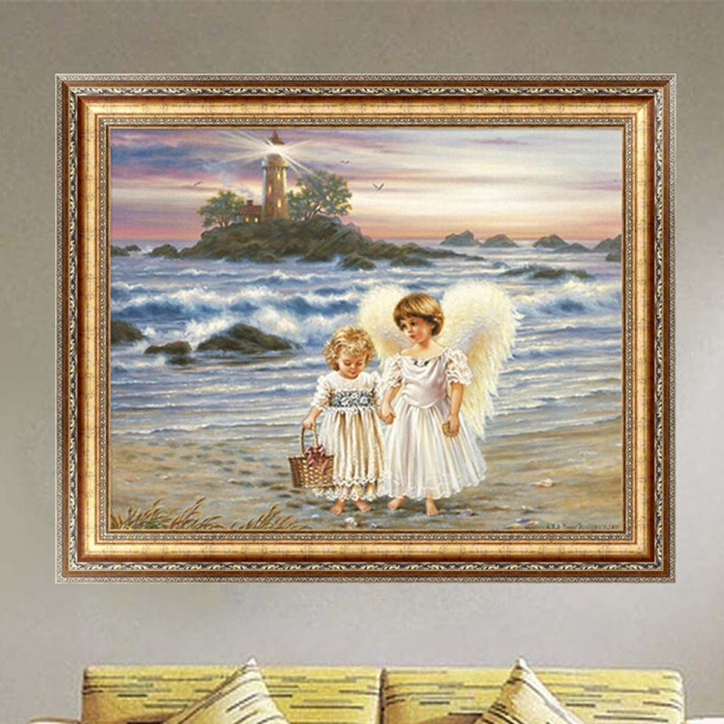 1 Set DIY 5D Diamond Painting Embroidery Elf On The Shelf Broderie Diamant Decoration Maison Diamond Embroidery DIY Kit