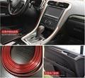 Actualizar 3 generación Car styling hilo Decorativo para Toyota prius Camry corolla rav4 yaris verso auris avensis coche accesorios