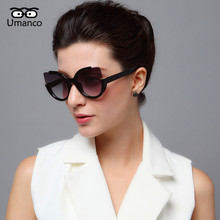 Umanco 2019 Fashion Women Fashion Cat Eye Sunglasses Unique
