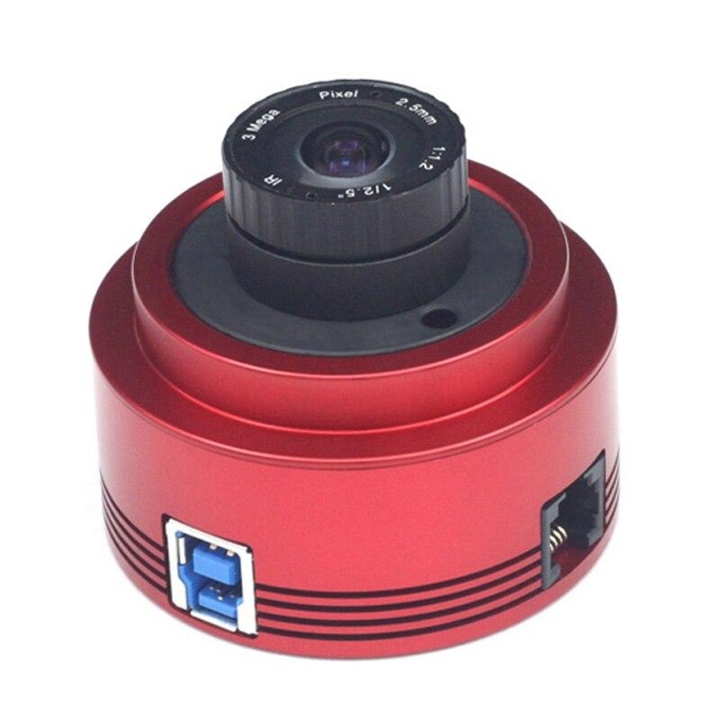ZWO ASI178MC (couleur) USB3.0 CAMÉRA D'ASTRONOMIE