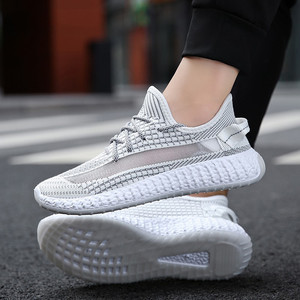 Image 3 - zapatillas hombre Mens Leisure Breathable Hollow Out Mesh Surface Sports Sneakers Shoes zapatos de hombre