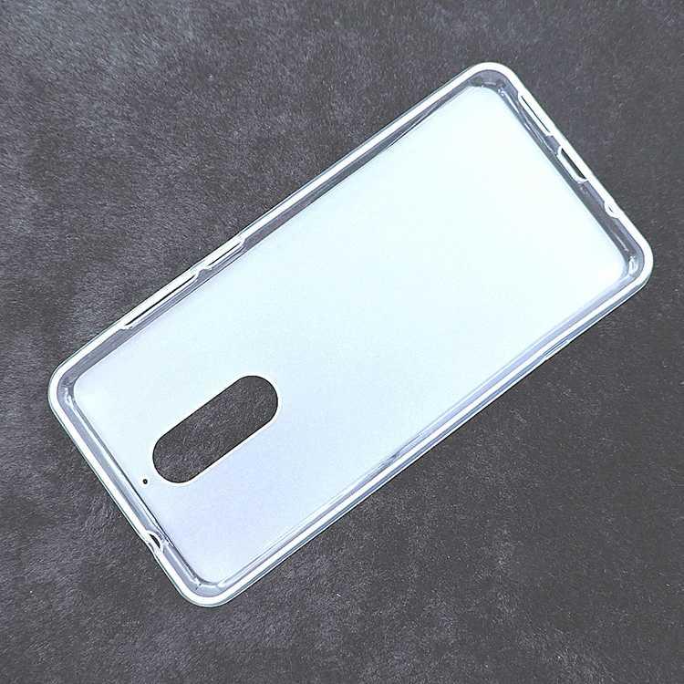ل WIKO VIEW XL الهاتف المحمول واقية حافظة funda ، ل WIKO VIEW XL لون نقي بولي يوريثان لينة غطاء حماية الظهر حقيبة ل Wiko VIEW XL