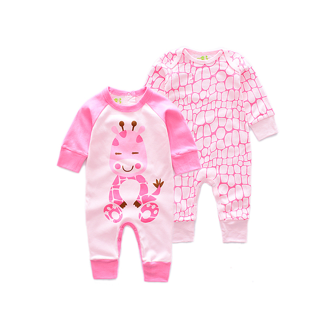 6bd4c1875158 2018 spring long sleeve baby Romper Baby boy Jumpsuit newborn Cartoon Animal  rompers infant newborn Rompers baby cotton Jumpsuit
