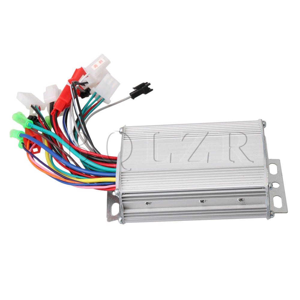 Electrocar Brushless Motor Controller Accessories Throttle 1-4V 36V-250W/48V-350W great wall 350 p4 250w 350w desktop server