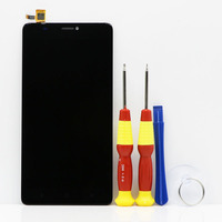 New Original Touch Screen LCD Display LCD Screen For Elephone C1 MAX Replacement Parts Disassemble Tool