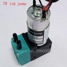 Free shipping ! 4pcs Top quality 7W KHF Big ink pump for Allwin / Human Infinity  Flora printers liquid 24V DC