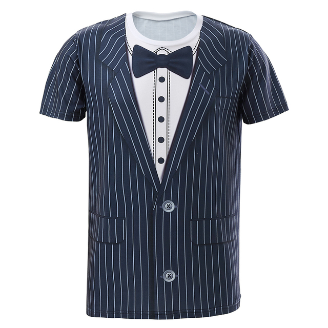 Bonnie and Clyde Tuxedo T-Shirt2