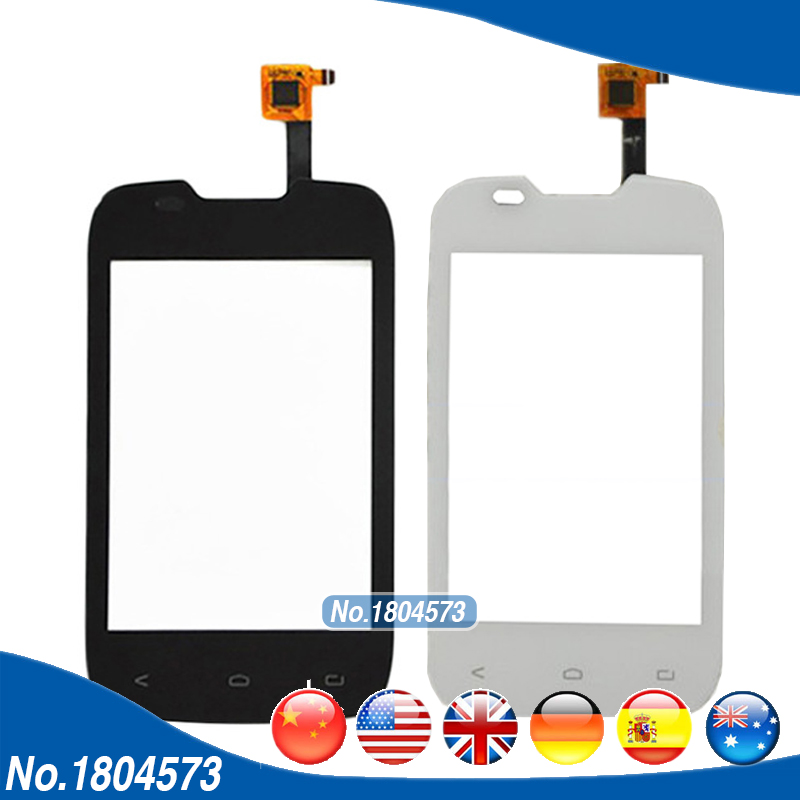For Fly IQ432 ERA Nano 1 Touch Screen Digitizer Panel Glass Len With Tracking Number 1PC/Lot