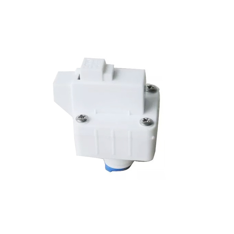 RO System Low Pressure Switch 1/4 Push-in for Boosting System ro fittings eblow 3 8 npt x 1 4 push in with clamp