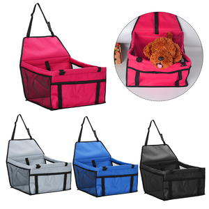 Новый чехол для автомобильного сиденья, переноска для собак с тягой, складная корзина для собак, собачья кровать, гамак, водонепроницаемый к...