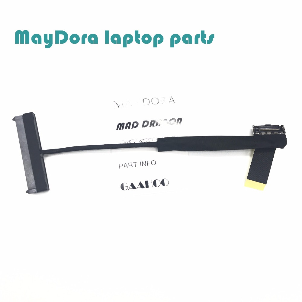Laptop parts for ACER ASPIRE  7 A715-71G A715-71NC C7MMH Type 2 Hard disk driver cable connector DC02002T400 connector rm15wtpza 4p 71