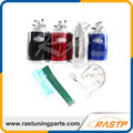 RASTP - Universal Simota Turbo Engine Oil Catch Tank Can Reservoir Performance Car Parts LS-OCC005