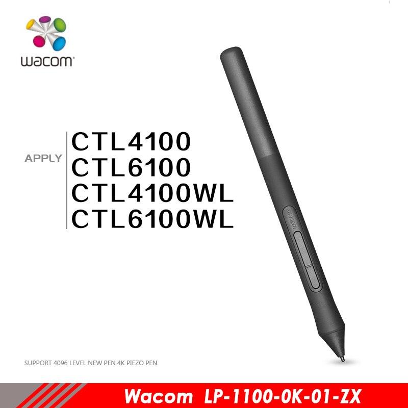 Wacom intuos nouvelle génération 4096 stylo de niveau de pression lp-1100 CTLH-4100/6100/4100WL/6100WL accessoires d'origine