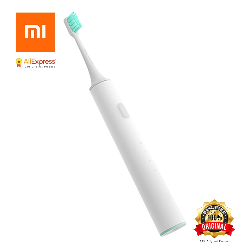 Xiaomi Original Sonic Electric ToothBrush adult Rechargeable Magnetic Levitation Acoustic Vibration Motor Replacement Brush Head fender super sonic 22 head blonde page 2