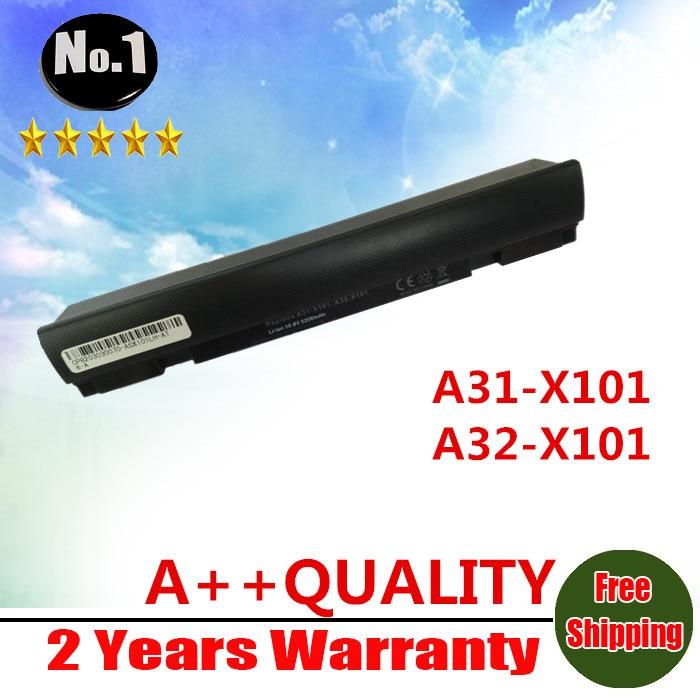 MING XUAN (HK) INTERNATONAL LTD New 6 cells laptop battery A31-X101 A32-X101  for ASUS EeePC  X101CH  X101H  X101  X101C WHOLESALES