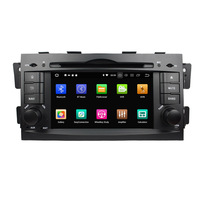 KLYDE 7 2 Din Android 8.0 Car DVD Player For 8 Core KIA Mohave Borrego 2008 2010 Car Stereo 32GB 1024*600 Car Multimedia Player
