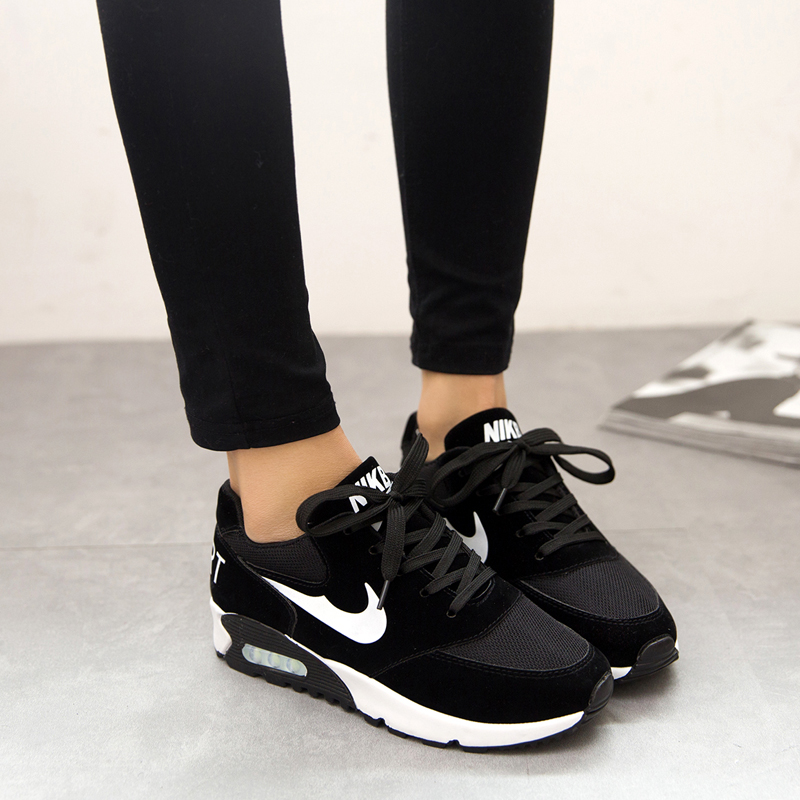 f28c865b03d basket femme 2016 Autumn Fashion New For Womens Casual shoes Mujer Zapatos  Jogging Flat Shoes chaussure femme ladies shoes FB-in Men s Casual Shoes  from ...