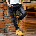 New Arrivals Boy Fashion Black Jeans Kid Denim Pants