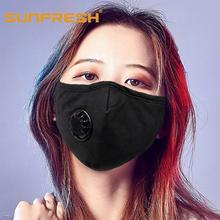 Anti Pollution Mask Dust Respirator Washable Reusable Masks Men Women PM2.5 Face Mouth maske