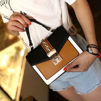 Women Handbags fashion women messenger bags flap crossbody bag sling chain shoulder bolsa high quality small handbags 3V3234 1