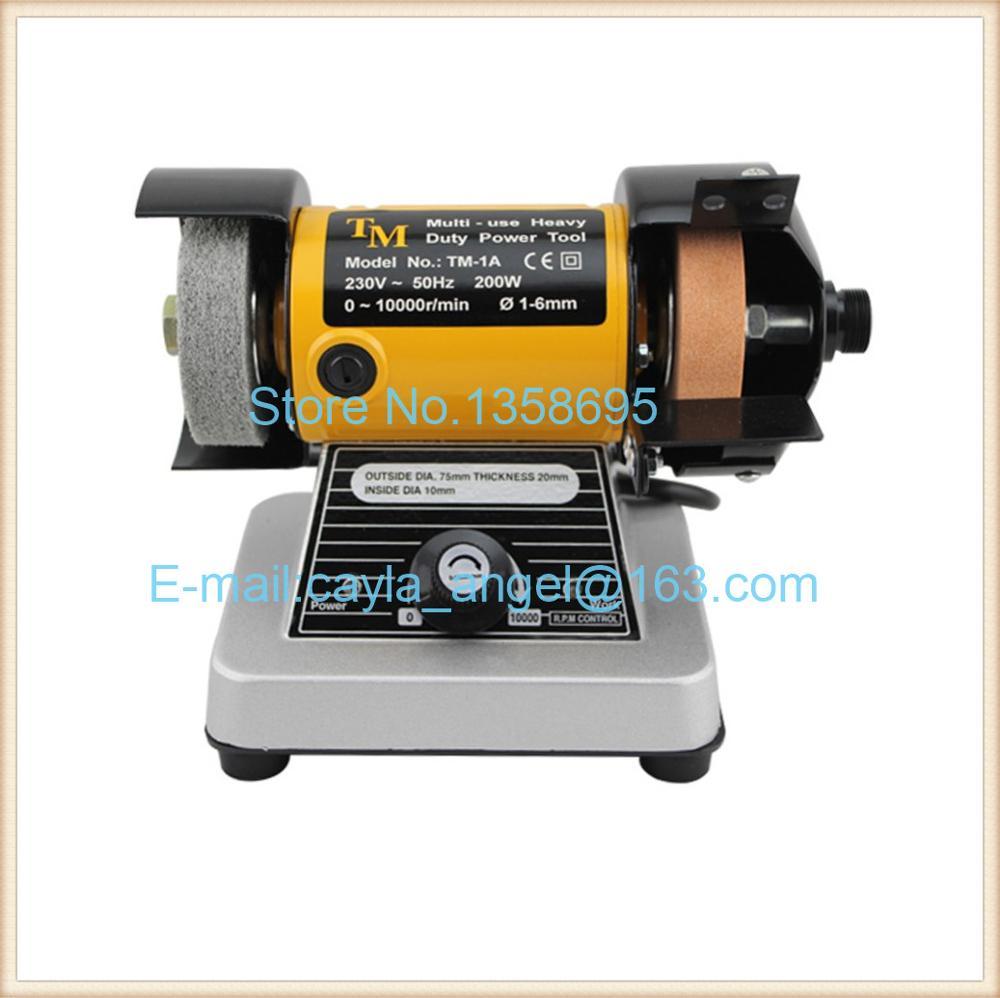 Double wheel grinding machine - grinding toolspolishing machine  grinding machinemult-use heavy duty power tool