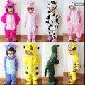 Traje de dinossauro para crianças para crianças traje de halloween para crianças bebê animal cão dinossauro verde do traje crianças onesie