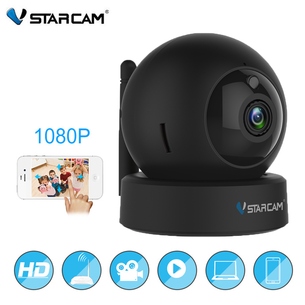 Vstarcam G43S Wireless HD 1080P WiFi IP Camera Video Surveillance Indoor Wi-fi Baby Monitor Network Nanny Sitter Night SecurityVstarcam G43S Wireless HD 1080P WiFi IP Camera Video Surveillance Indoor Wi-fi Baby Monitor Network Nanny Sitter Night Security