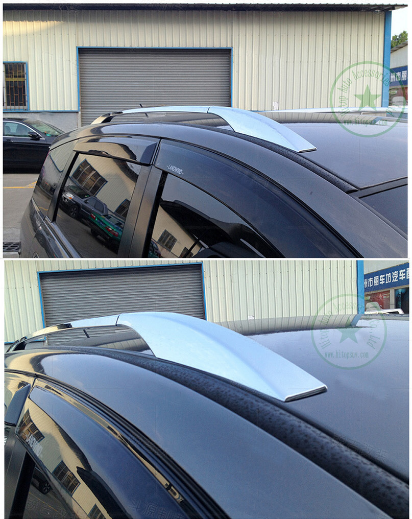 Hot Sale Chrome Roof Rack Rail Roof Bar For QASHQAI IX35 Sportage Outlander  ASX CX 5 CX 7 CX 9, 607 Aluminium Alloy,new Arrival In Armrests From  Automobiles ...