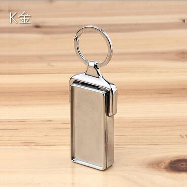 a key ring heat wire single stick of wood usb charging lighter metal