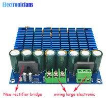 Ultra High Power wzmacniacz cyfrowy moduł AC 24V Stereo TDA8954TH podwójny układ scalony 2x420W XH M252 karta do cyfrowego wzmacniacza mocy