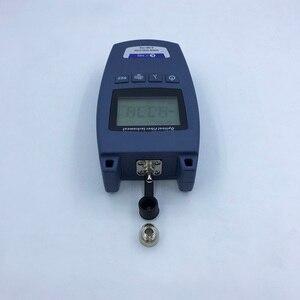 Image 5 - FTTH миниатюрный оптический измеритель мощности, модель A, прибор для проверки оптоволоконных кабелей OPM 70 дБм ~ + 10 дБм, универсальный интерфейсный разъем SC/FC