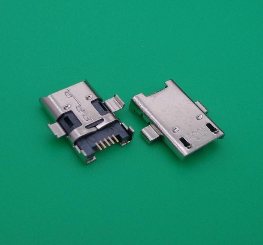 5PCS Micro USB Charging Connector Socket Port For Asus ZenPad 10 ME103K Z300C  Z380C P022 8.0 Z300CG Z300CL K010 K01E K004 T100T