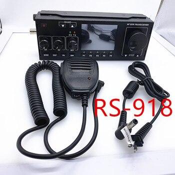 Shortwave radio station 10W 1-30M MCHF MCHF-QRP SDR Transceiver RS-918