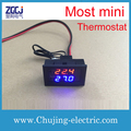 New thing !!! The most mini temperature controller the smallest  thermostat 12V DC thermostat   temperature controller