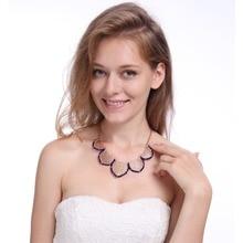 Boho Jewelry of Women Chokers Leaf Necklaces & Pendants