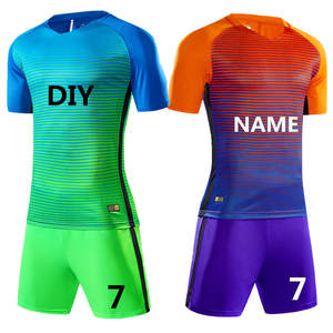Survetement Football Kits 2018 Kids Boy Profession Soccer Jerseys Sets 66fb34792