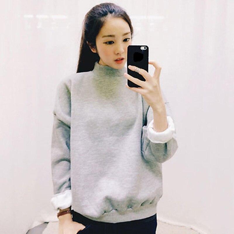 Moda Wiosna Jesień Kobiety Bluzy Dorywczo Bluza bluzy cukierki płaszcz kurtka outwear Tops 3