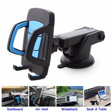 Universal Car Mobile Phone Holder for iPhone Stand Cell Phone Accessories Auto Mount for Xiaomi Smartphones Telephone Support