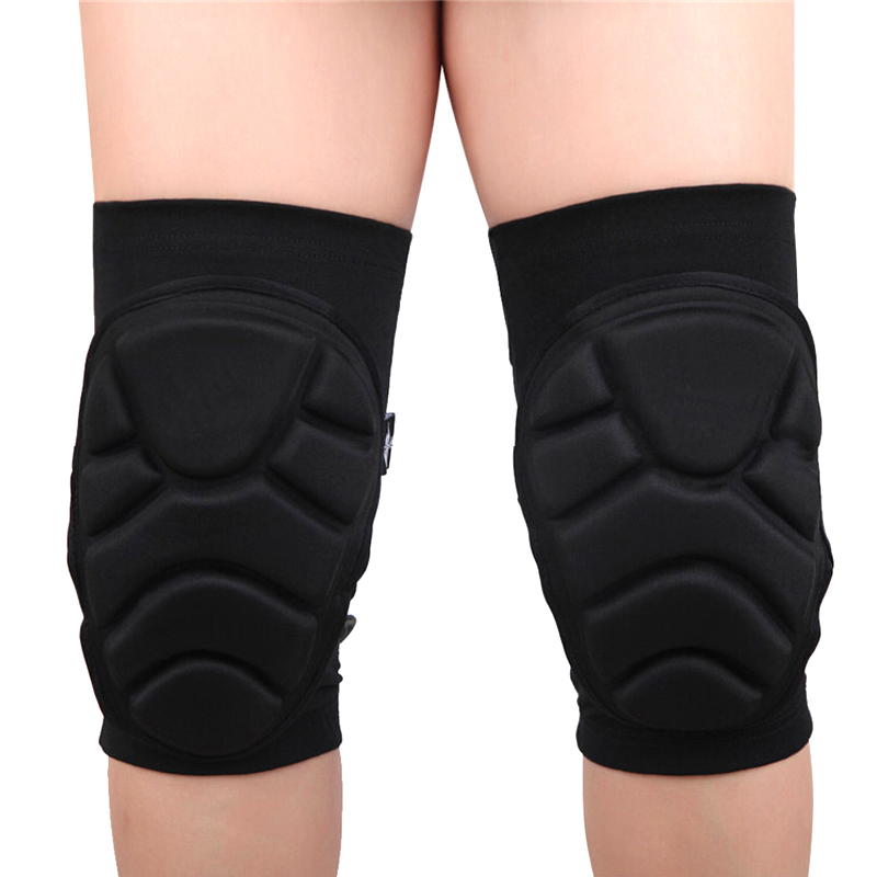 WOLFBIKE Unisex Outdoor Sport Wrestling Sleeve Knee Pad Protective for Cycling Skating Skiing Skateboard